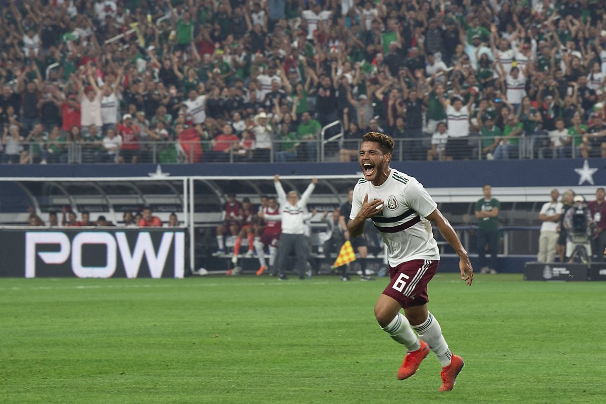 México ocupa lugar 18 del ranking de FIFA