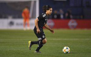 Diego Lainez, nominado al Golden Boy 2019