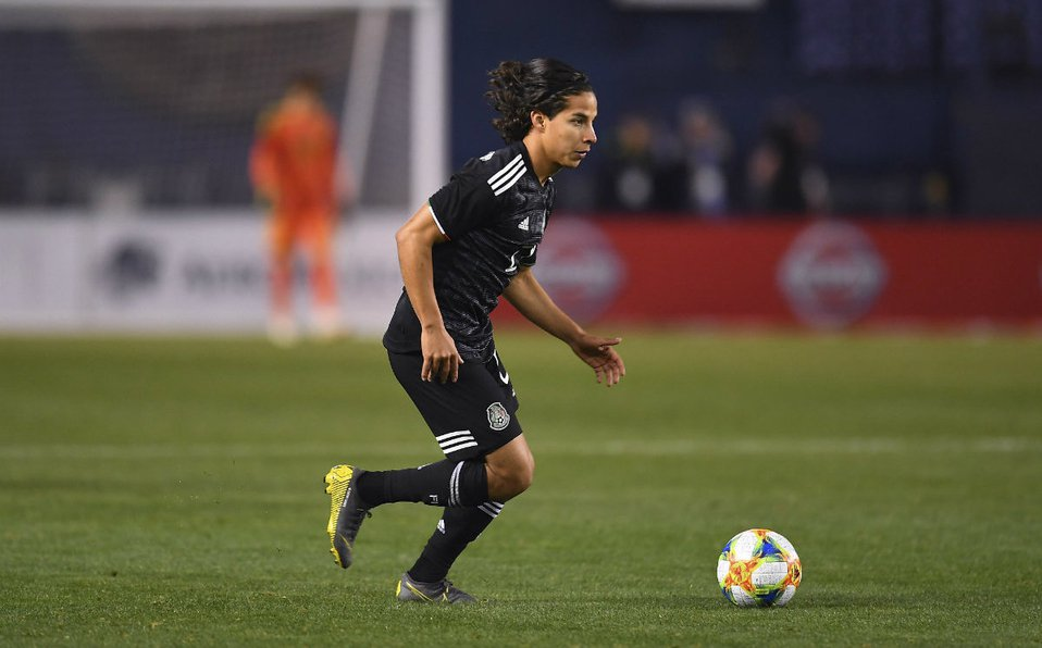 Diego Lainez, nominado al Golden Boy 2019