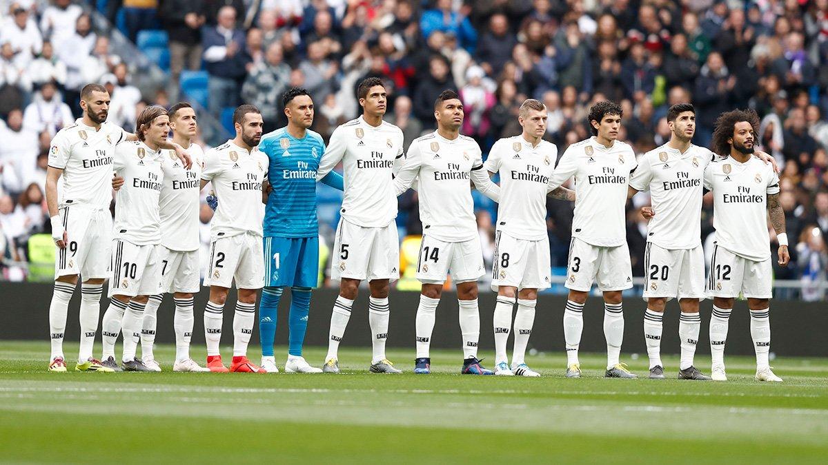 Ajax busca fichar a perla del Real Madrid