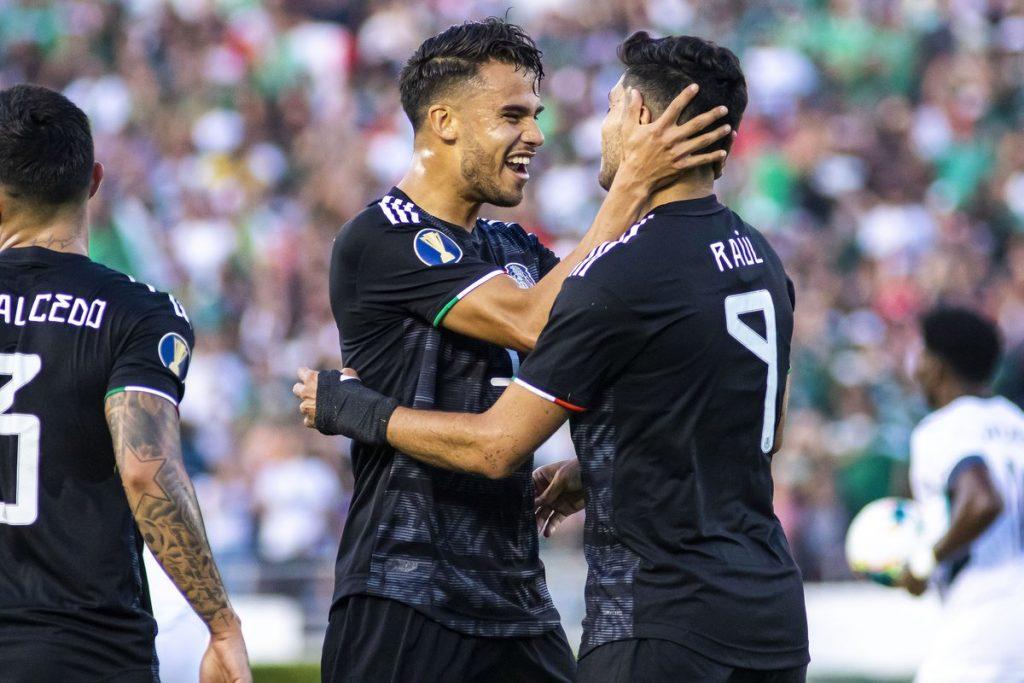 México le pasa por encima a Cuba al ganarle 7-0 en Copa Oro