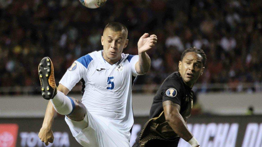 Nicaragua expulsa a tres jugadores de la Copa Oro por indisciplinas graves