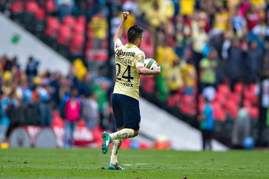 Oribe Peralta, el mejor delantero mexicano de la década: Tomás Boy