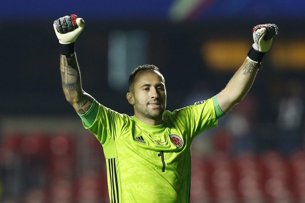 Ospina volverá a estar disponible con Colombia
