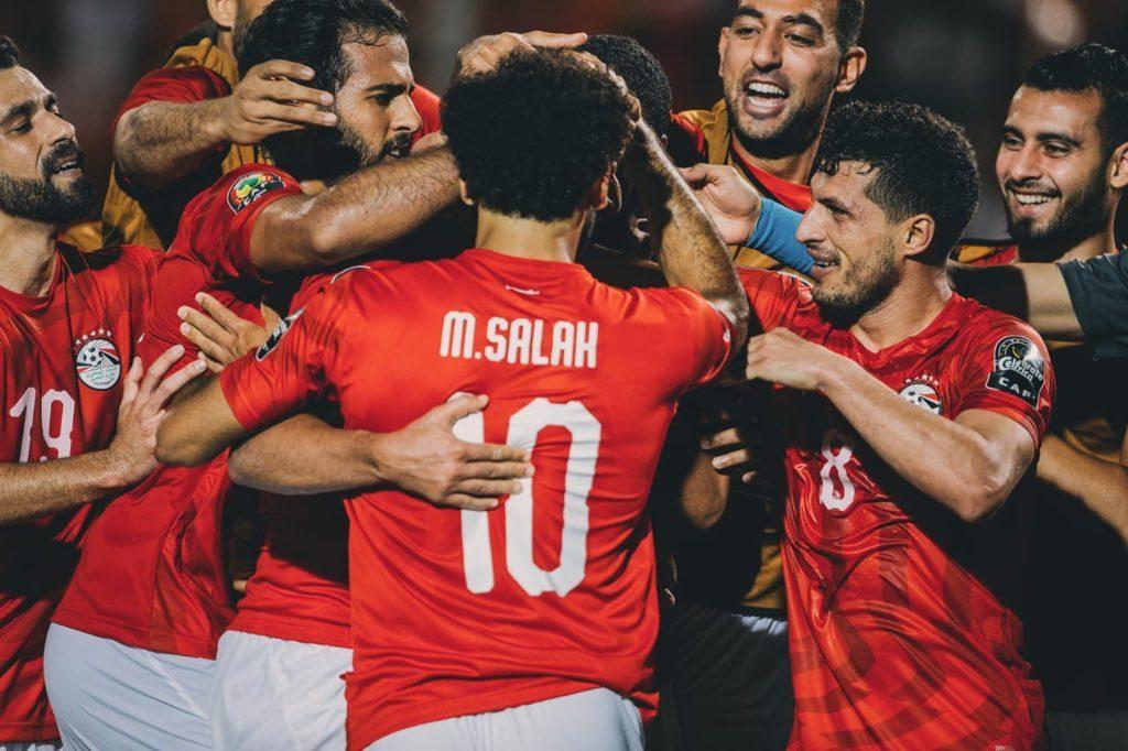 Salah Egipto Gol