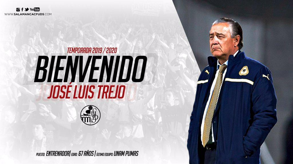 José Luis Trejo volverá a entrenar, ahora en España