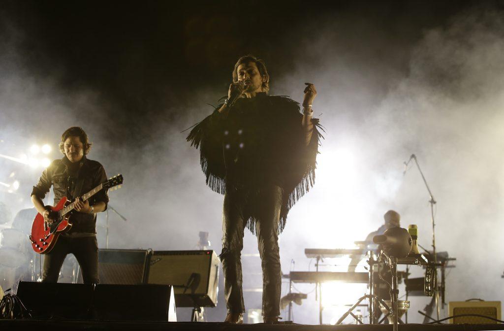 """Zoé se despide de """"Aztlán"""" tras una exitosa gira y un Grammy"""