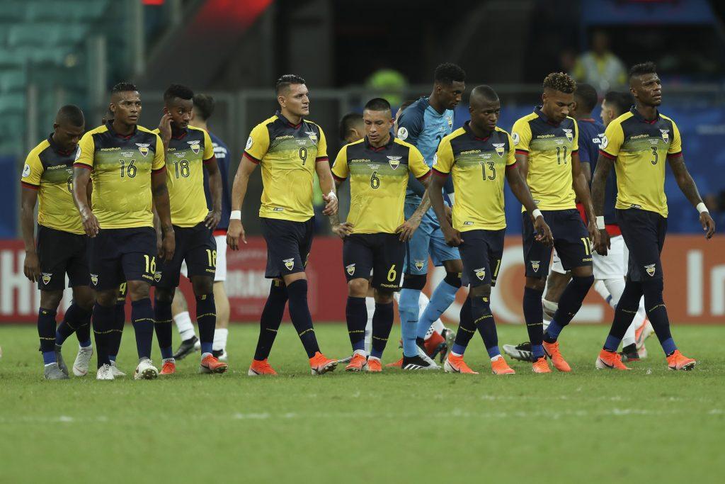 Ecuador busca redención ante Japón para seguir en copa