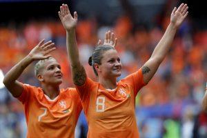 Canadá y Holanda avanzan a octavos en Mundial femenino