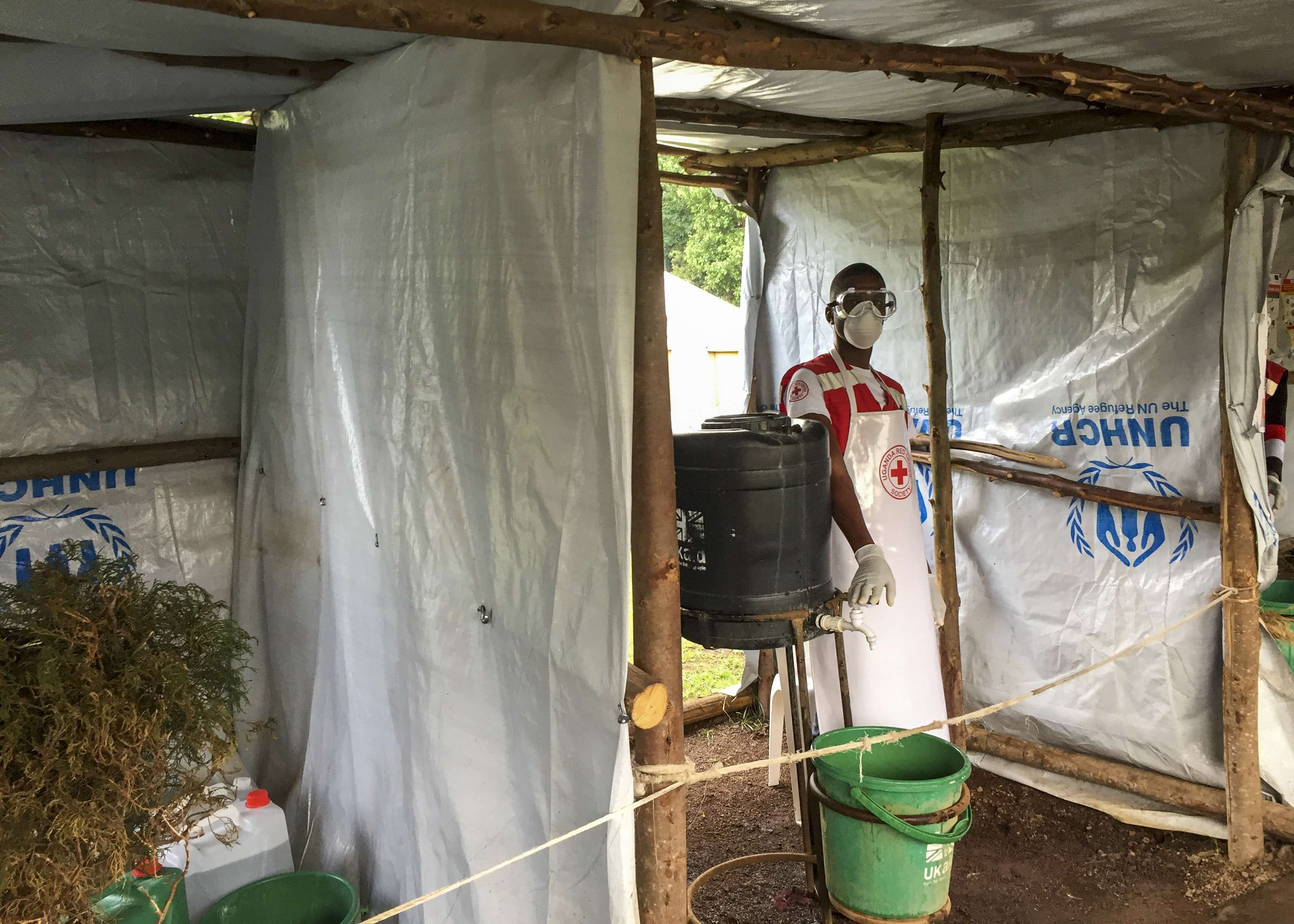 Un niño de 5 años, primer fallecido por ébola en Uganda