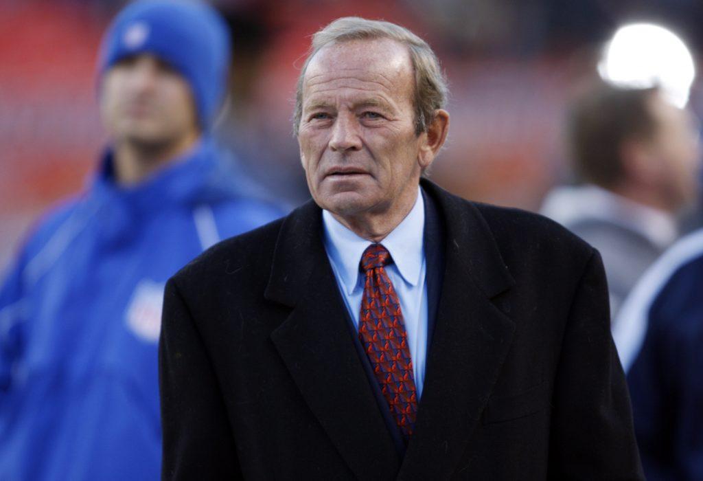Fallece el dueño de los Bronocos de Denver, Pat Bowlen