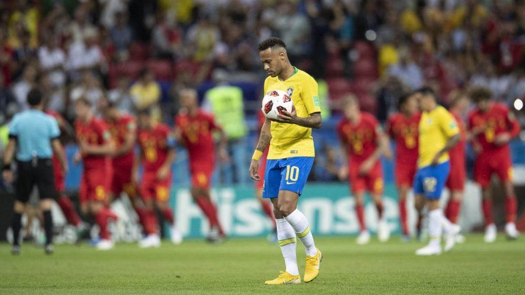 El once ideal de los lesionados en Copa América