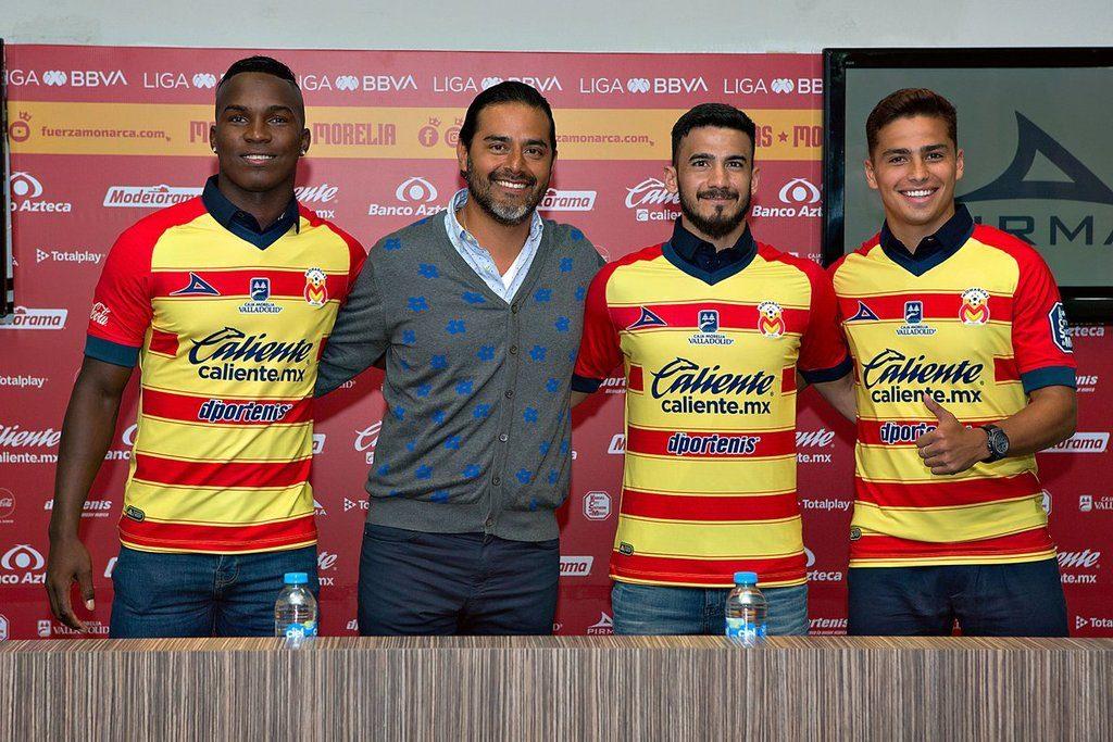 Monarcas presenta últimos refuerzos para el Apertura 2019
