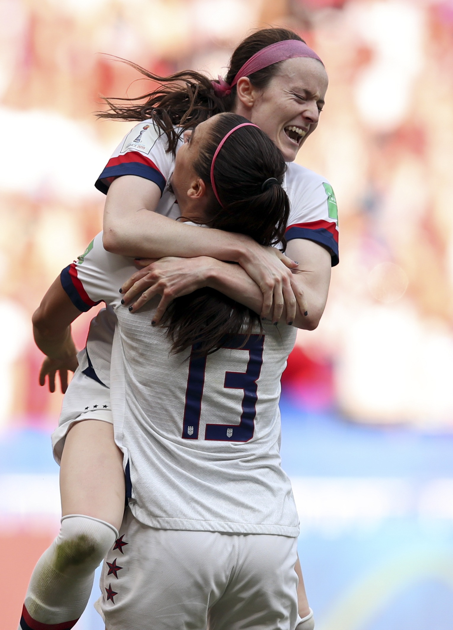 EEUU vence a Holanda 2-0, gana el mundial