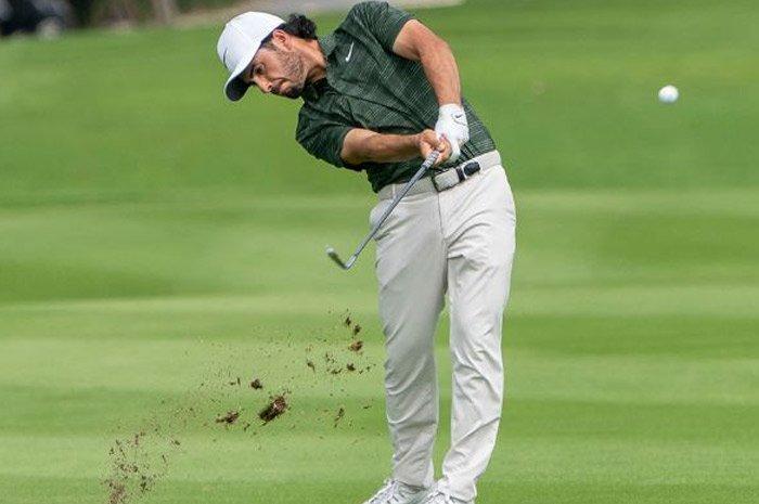 Golfistas mexicanos Rodríguez y Gutiérrez son 11 y 13, respectivamente