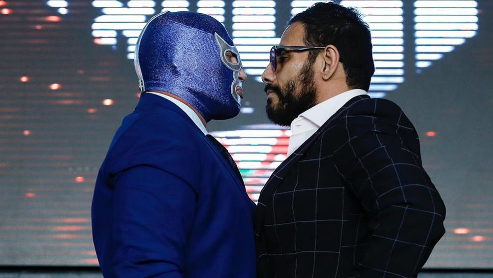 Doctor Wagner Jr vence a Blue Demon Jr rumbo a Triplemanía XXVII
