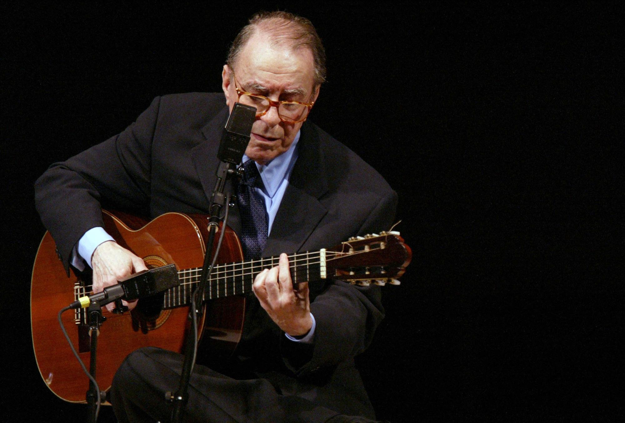 Fallece Joao Gilberto, padre de la Bossa Nova, a los 88 años