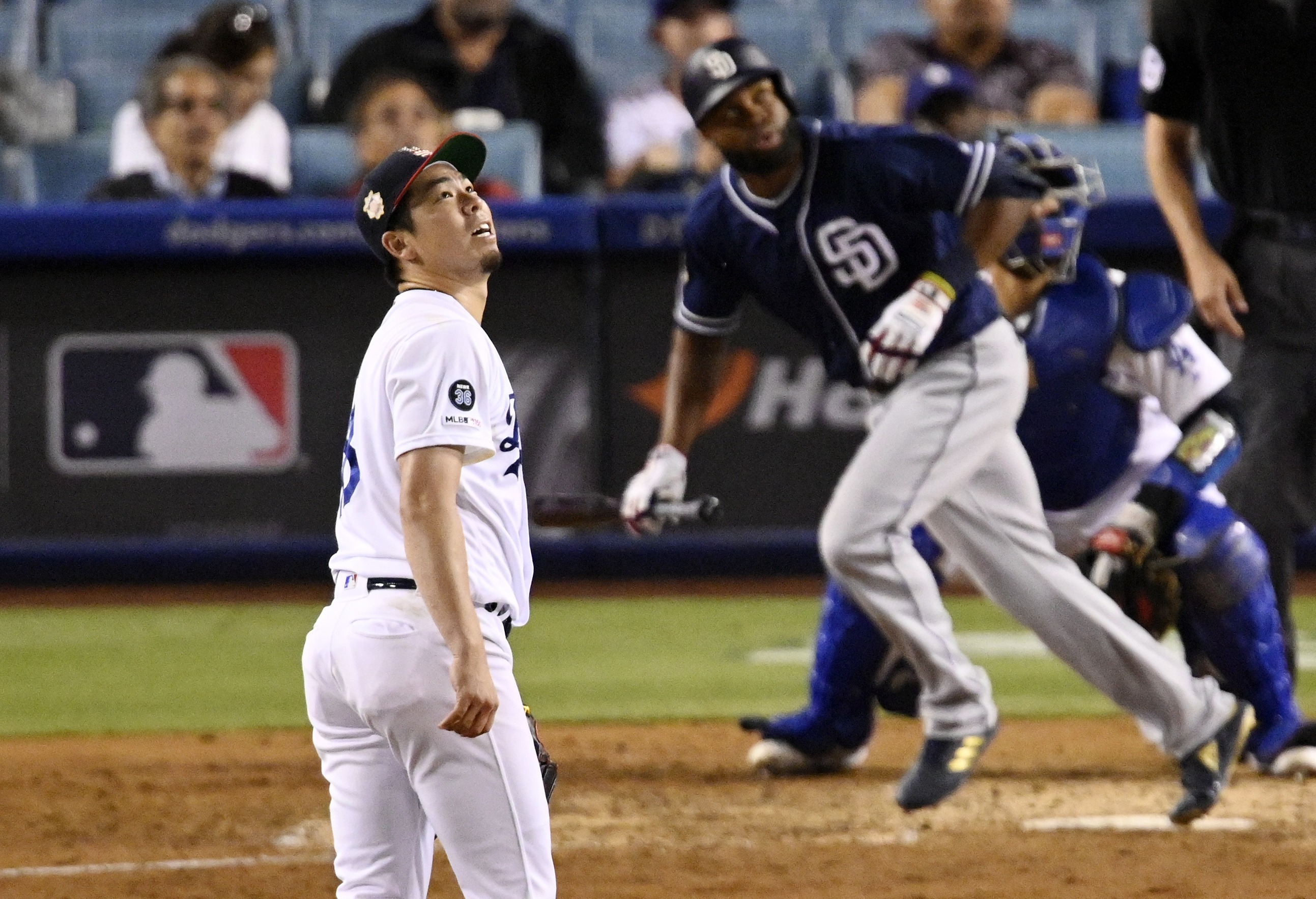 Renfroe y Margot comandan triunfo de Padres sobre Dodgers