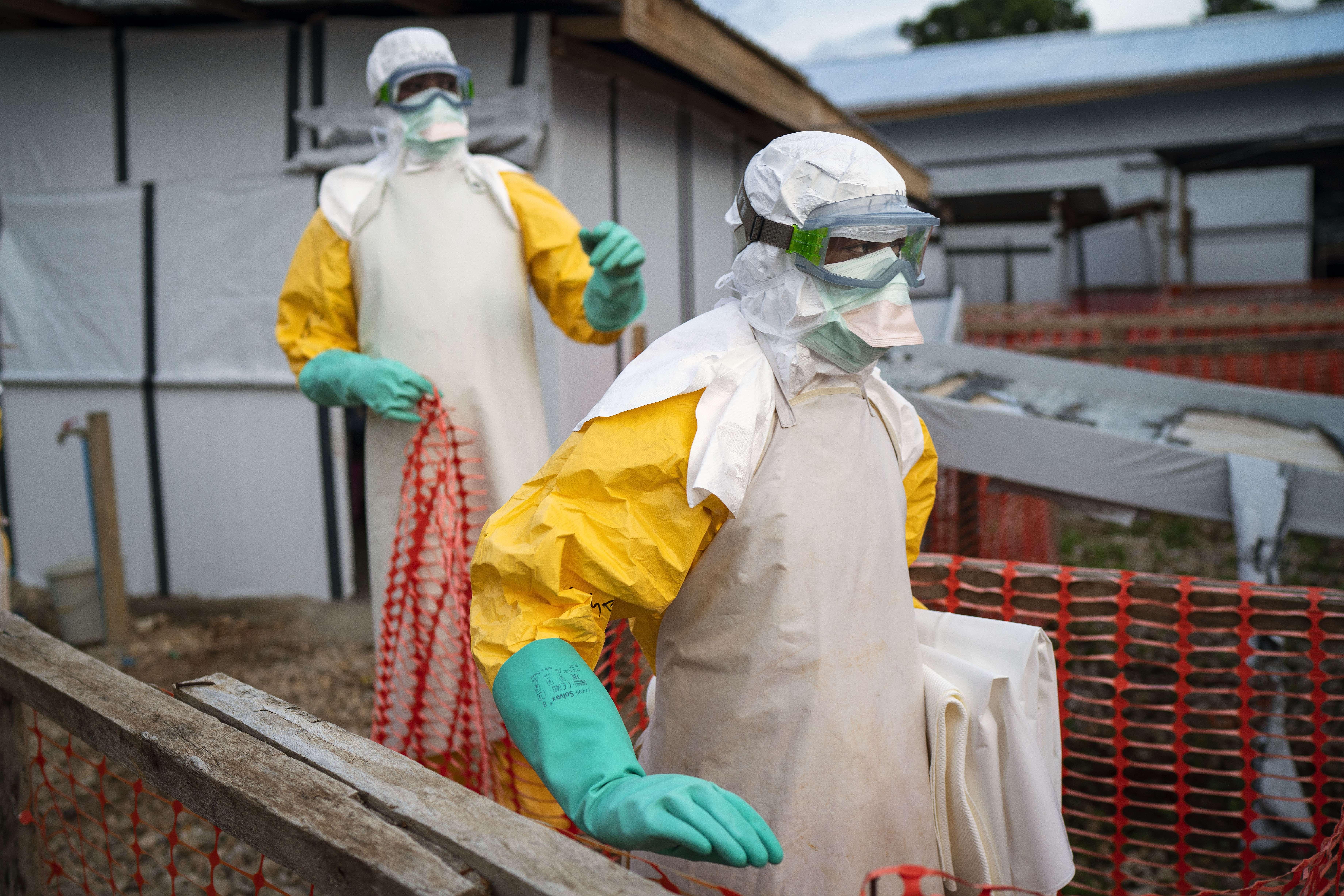 AP Explica: ¿Por qué el ébola es emergencia internacional?