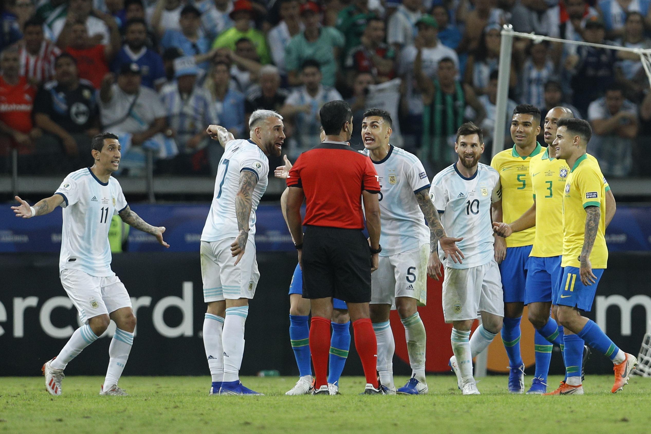 Organizadores de la Copa América se defienden de críticas