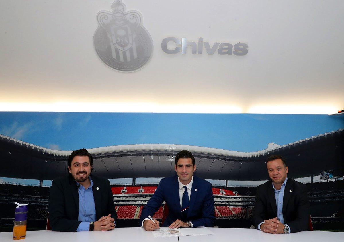Amaury Vergara no descarta más fichajes para Chivas en el Apertura 2019