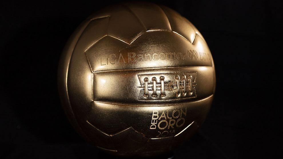 Cierre y apertura, el Balón de Oro Liga MX