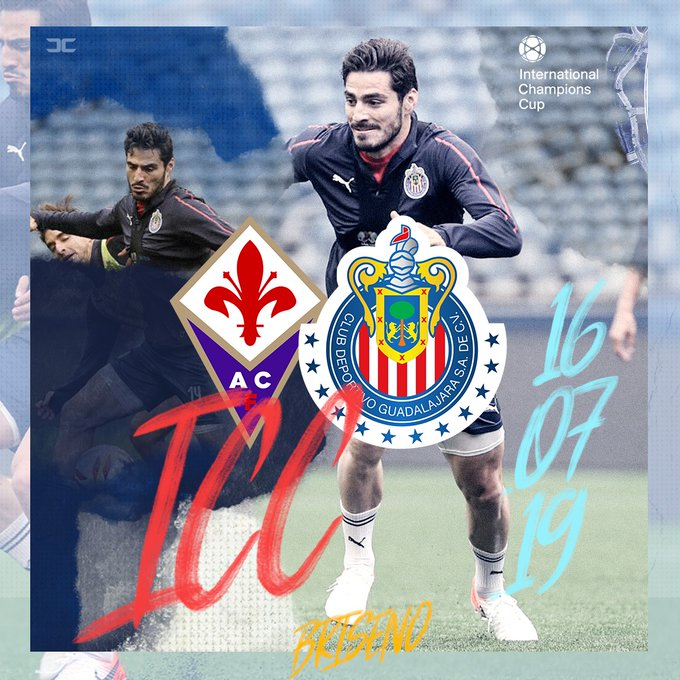 Nuevos objetos gran variedad de nuevo autentico Fiorentina vs. Chivas ¿Cómo y dónde ver hoy el juego en vivo ...