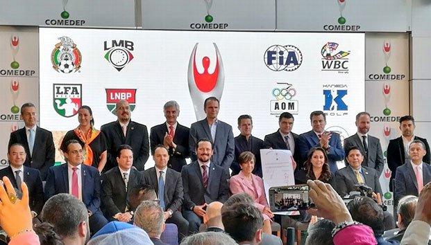 Consejo Mexicano de Deporte aprueba Código de Ética