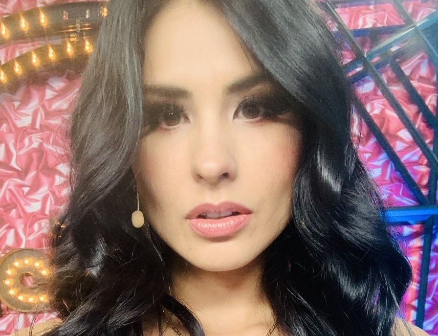 Revelan pack de Fabiola Martínez conductora de Telehit