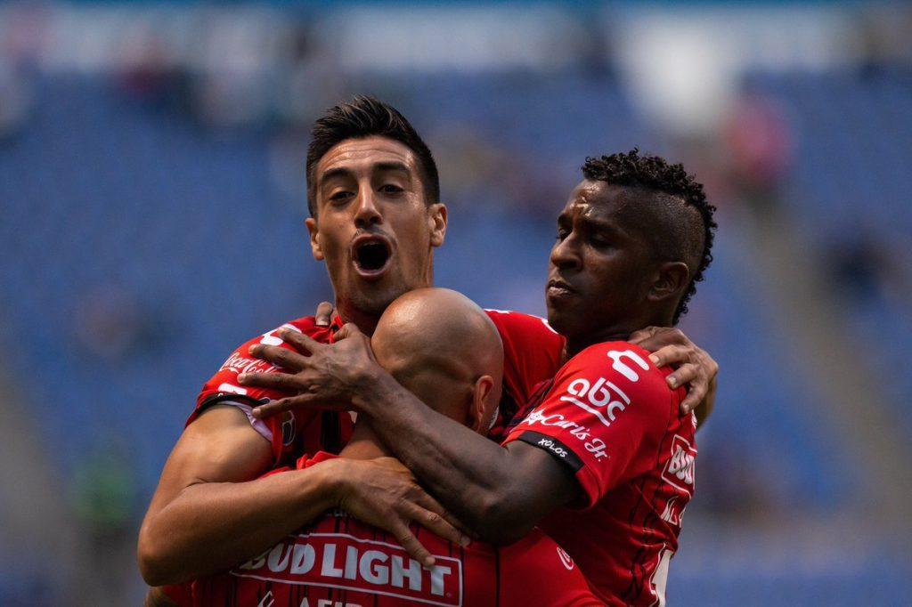 Xolos vence 3-1 a Puebla en el comienzo de la Jornada 1