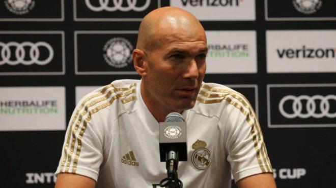 Agente de Gareth Bale responde a Zinedine Zidane