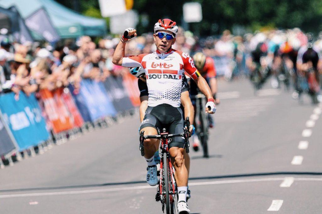 Caleb Ewan repite dosis y obtiene su segundo triunfo en Tour de Francia
