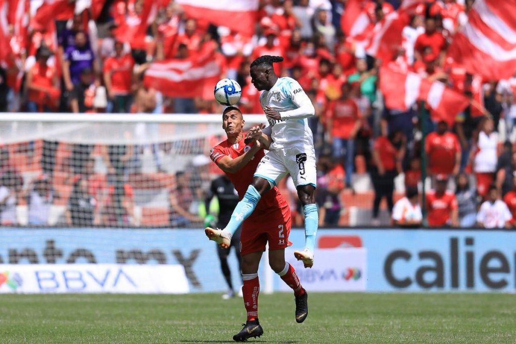 Querétaro vence a Toluca 2-0 y se lleva tres puntos del infierno