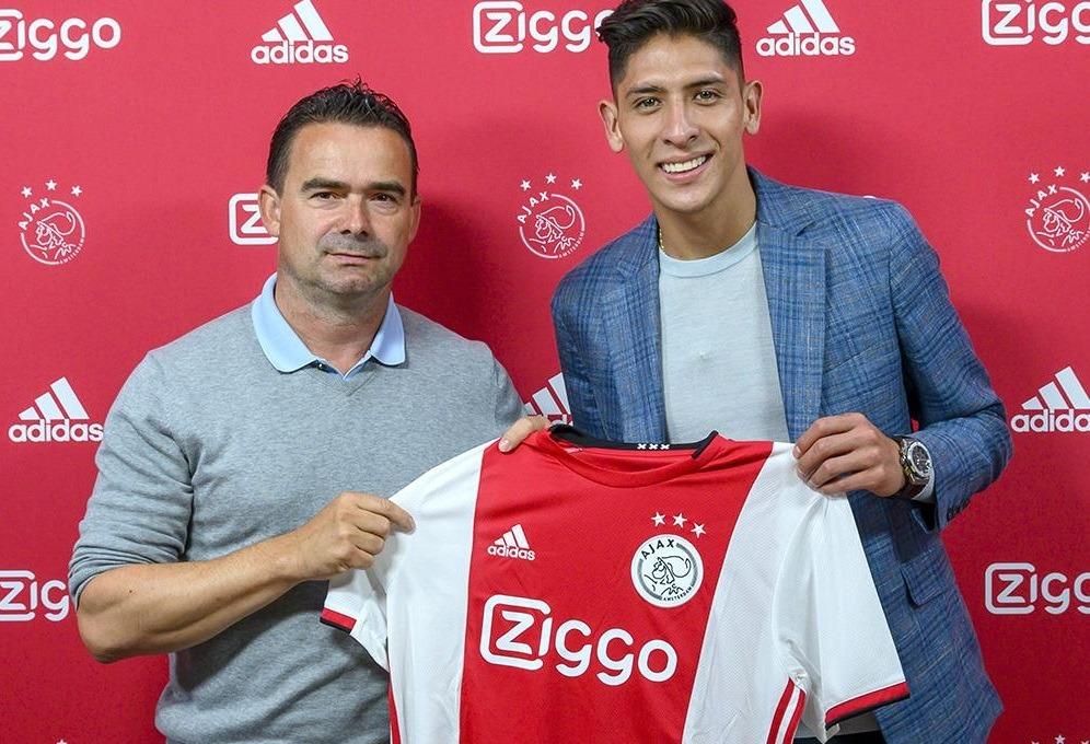 Con este emotivo video el Ajax recibió a Edson Álvarez