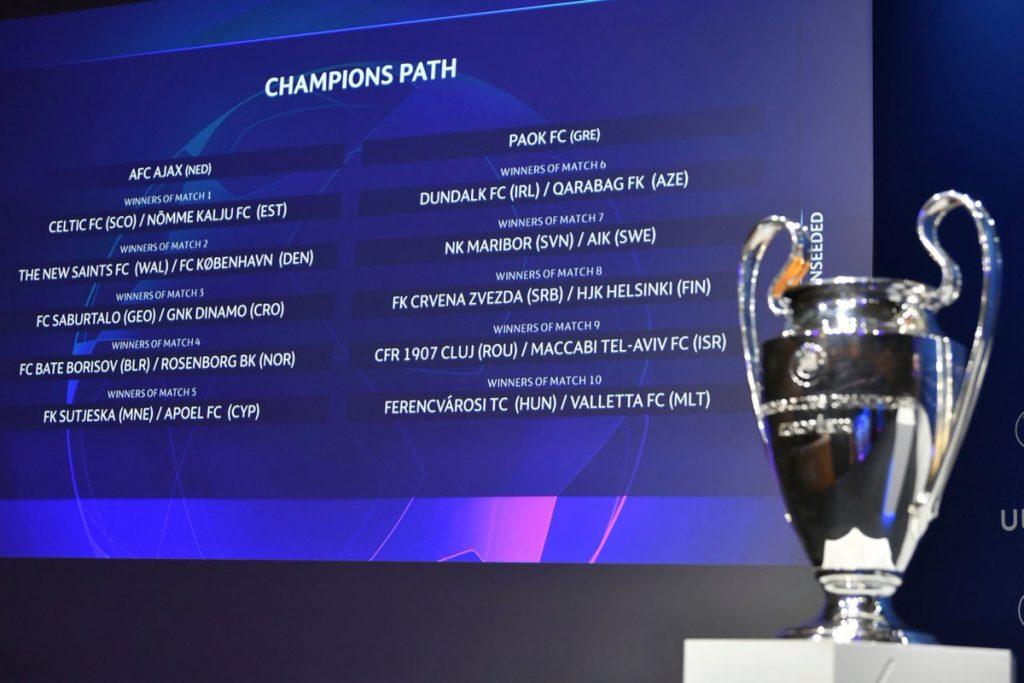 Edson Álvarez ya tiene su primer rival en la UEFA Champions League