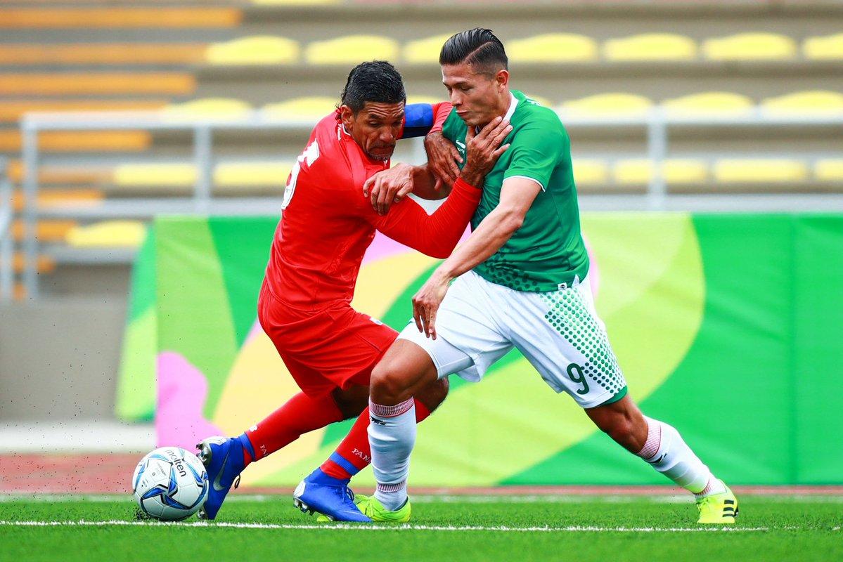 México empata 0-0 con Panamá en los Juegos Panamericanos