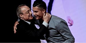 Esto ocurrió en el recuentro entre Florentino Pérez y Cristiano Ronaldo