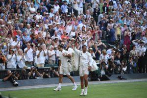 Federer derrota  a Rafael Nadal y jugará la final de Wimbledon ante Djokovic
