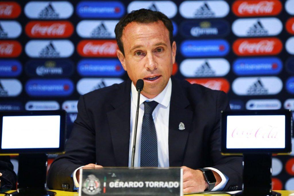 Gerardo Torrado, nuevo director deportivo general de la FMF