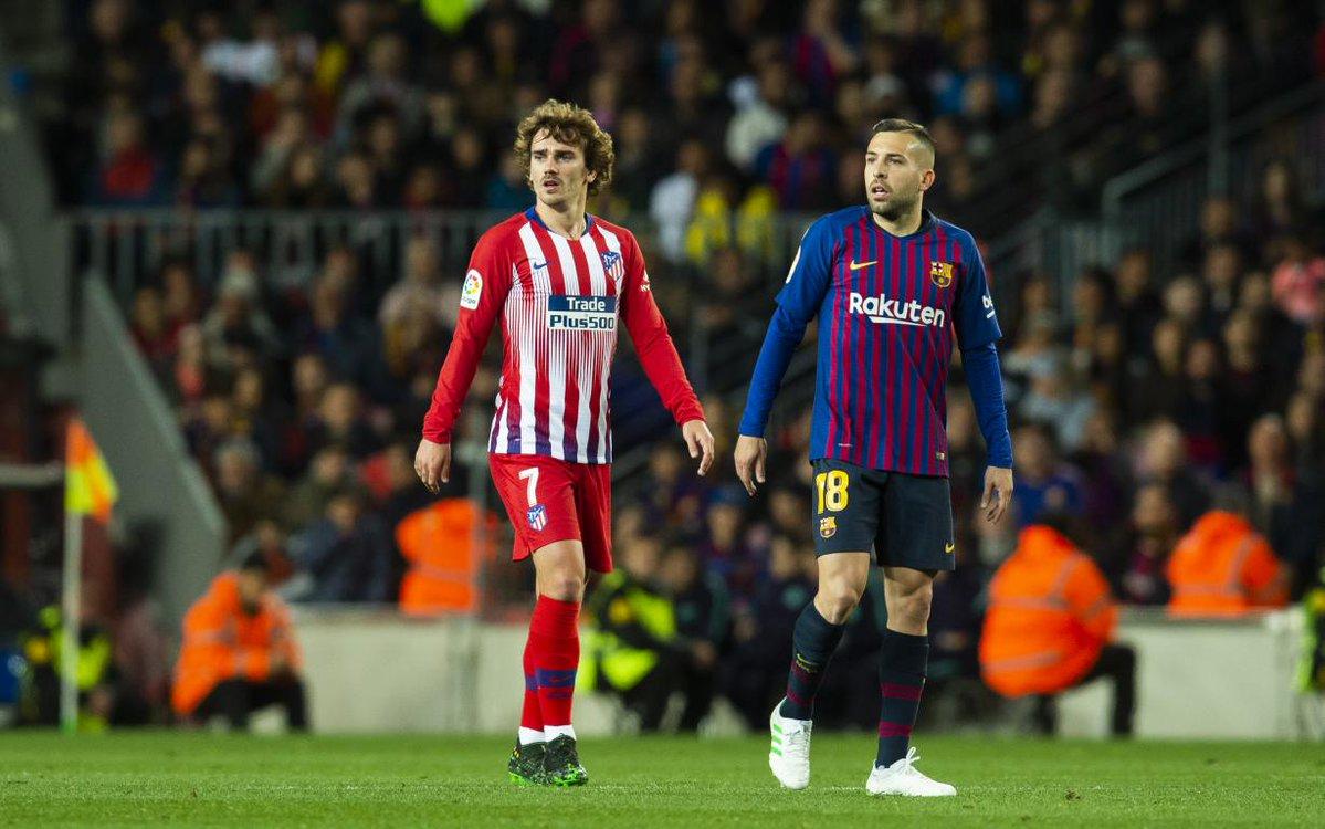 Atlético de Madrid denunciará a Griezmann y al Barcelona