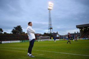 Lampard empata en su debut con el Chelsea