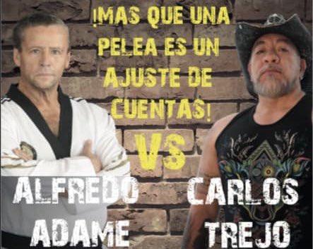Carlos Trejo agrede a Alfredo Adame durante una conferencia de prensa