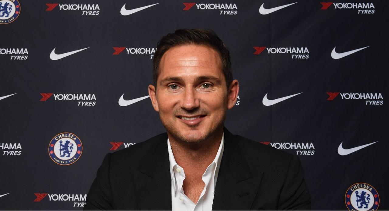 Lampard nuevo entrenador del Chelsea