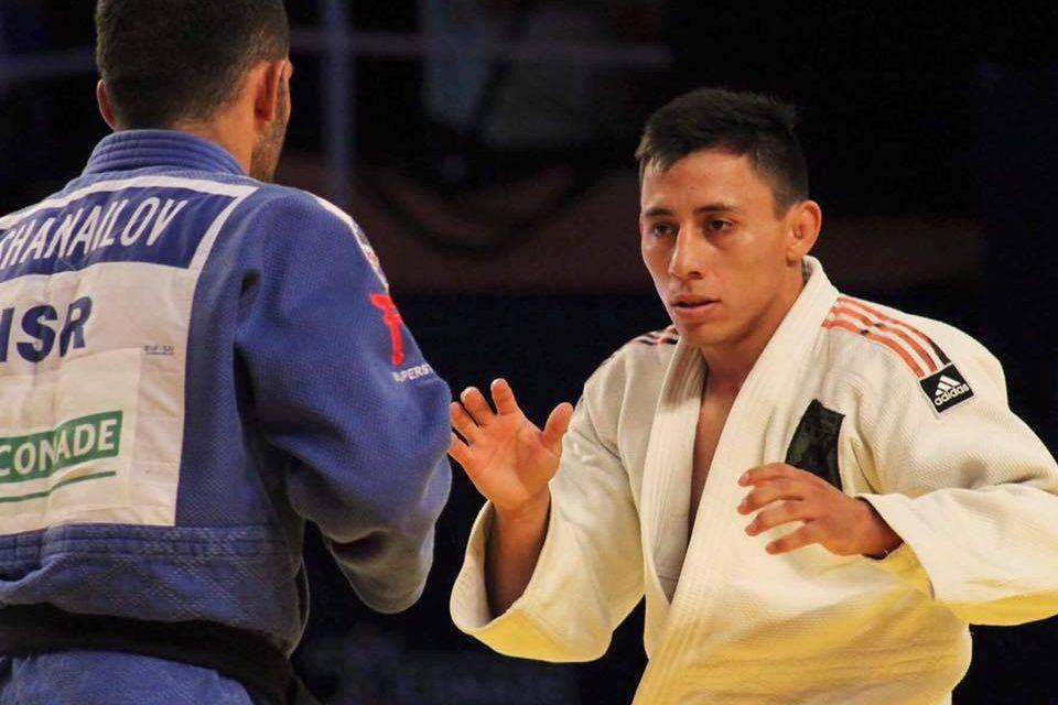 Se quedan mexicanos lejos de medallas en Grand Prix de Judo