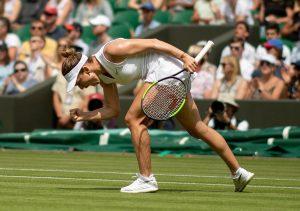 Quedan definidas las semifinales femeniles de Wimbledon