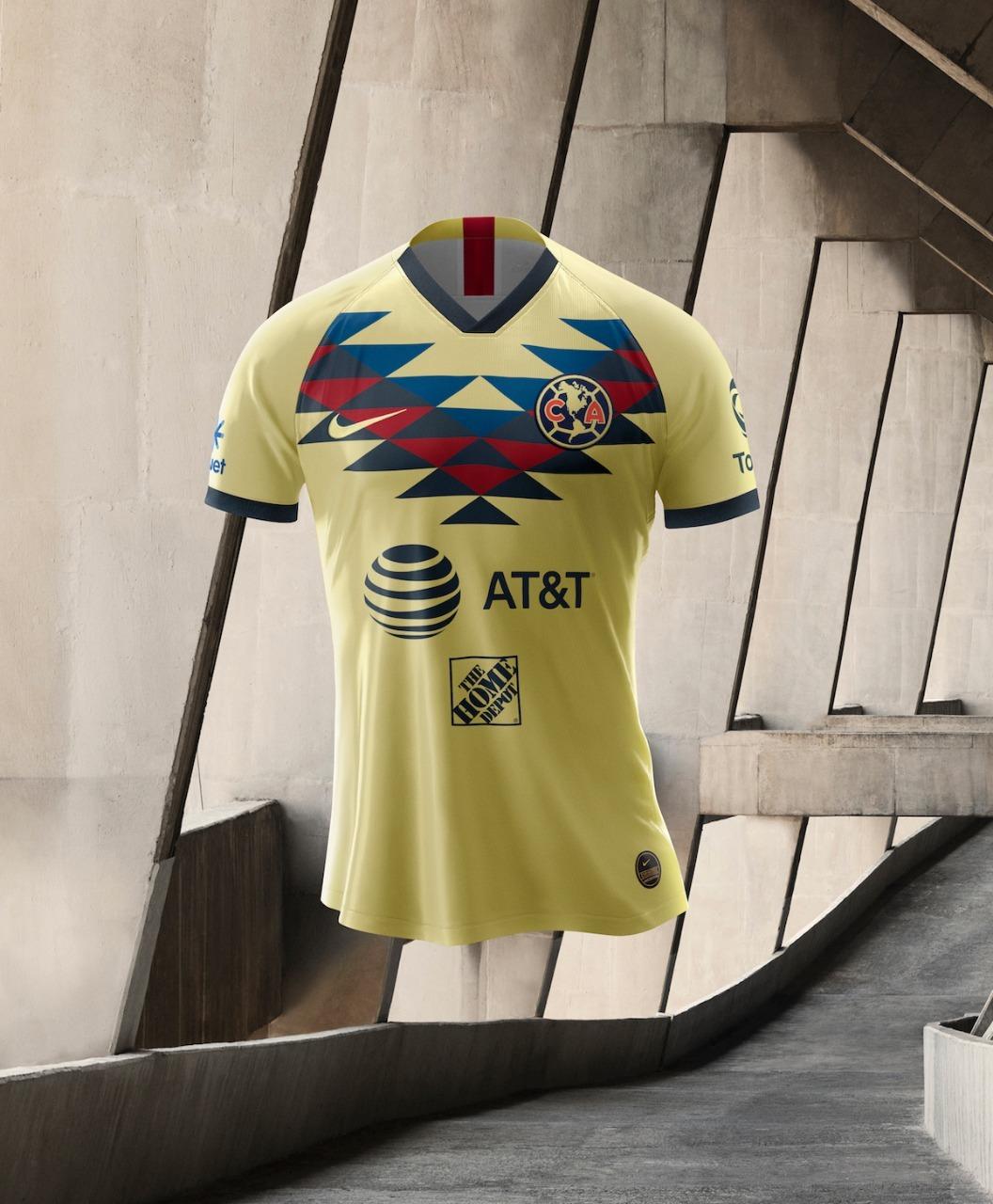 América presenta uniforme para el Torneo Apertura 2019