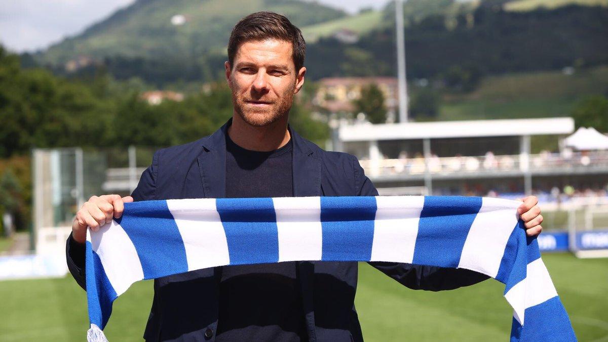Xabi Alonso es el nuevo técnico del filial de la Real Sociedad