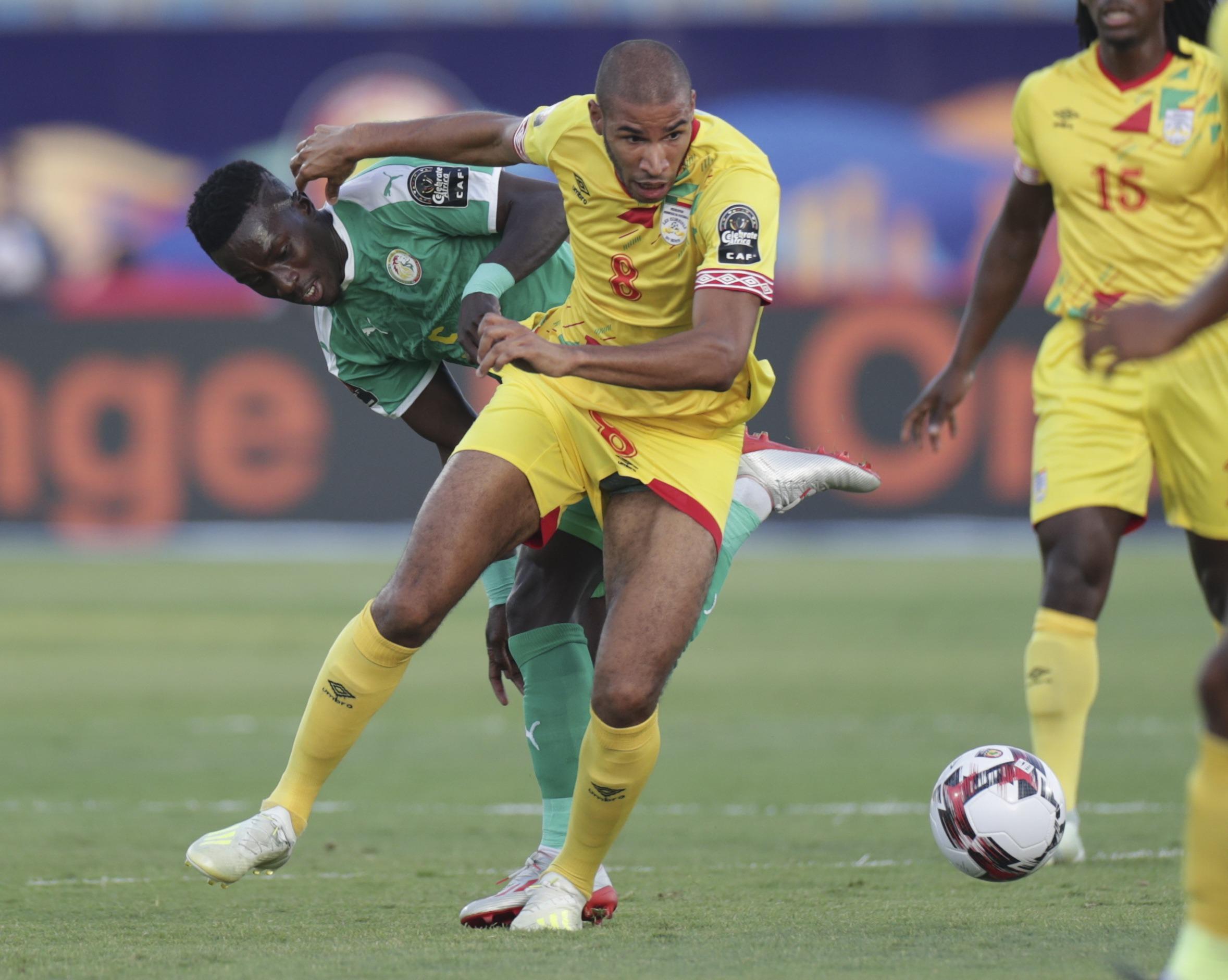 Sadio Mane y Senegal acceden a semifinales de Copa Africana