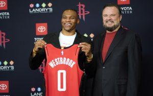 Westbrook se dice listo para un nuevo reto con Rockets