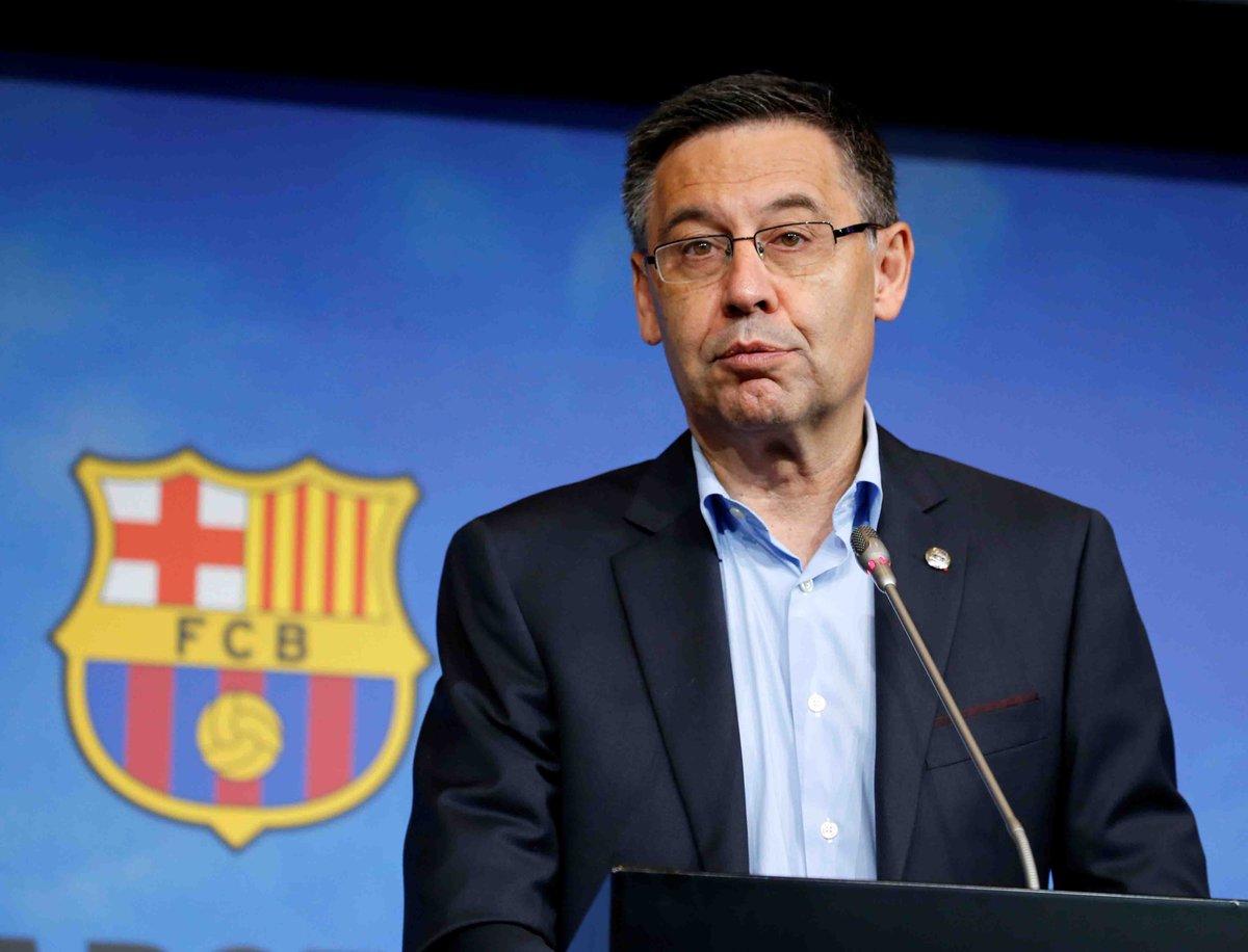 Bartomeu asegura que no hay negociación del Barcelona por Neymar